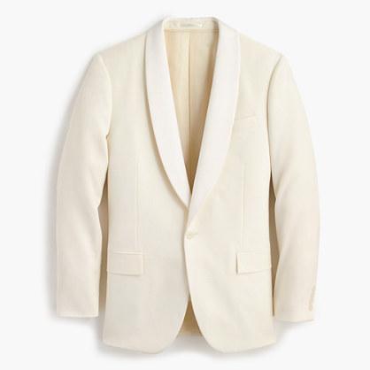 Ludlow dinner jacket in Italian wool