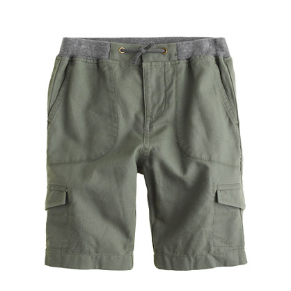 Boys' pull-on pocket beach short