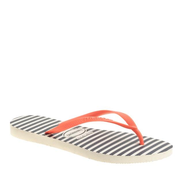 Havaianas® for J.Crew stripe flip-flops