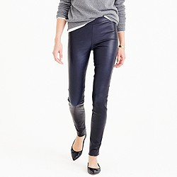 Petite Collection leather legging