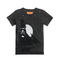 Boys' glow-in-the-dark pirate ship tee
