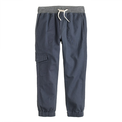 Boys' pull-on beach pant