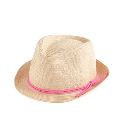 Kids' trilby hat
