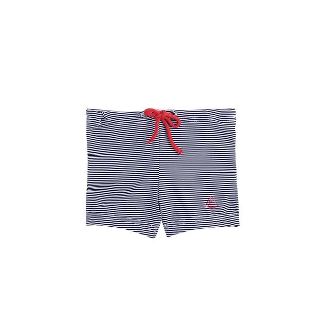 Baby Petit Bateau® Milleraies striped swim trunks