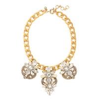 Floral Deco necklace