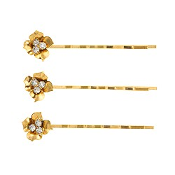 Jennifer Behr posie bobby pin set