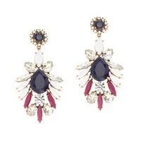 Persian leaves earrings