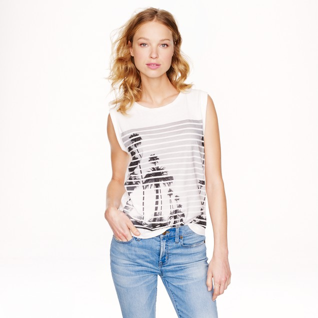 Photo stripe tank