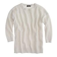 Drapey beach sweater