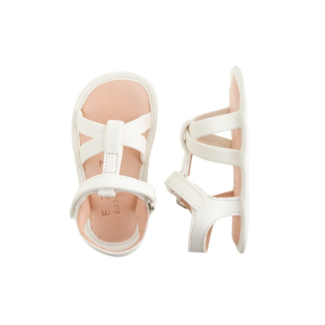 Baby Easy Peasy® nunu leather sandals