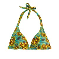 Bantu Wax® for J.Crew Jammin' halter top in reef print