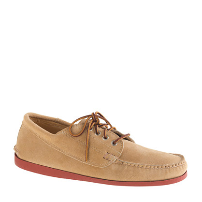 Men's Quoddy® for J.Crew malaseet moccasins