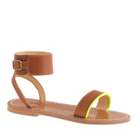 K. Jacques™ for J.Crew Saratoga sandals