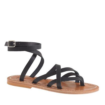 K. Jacques™ for J.Crew Zenobie sandals