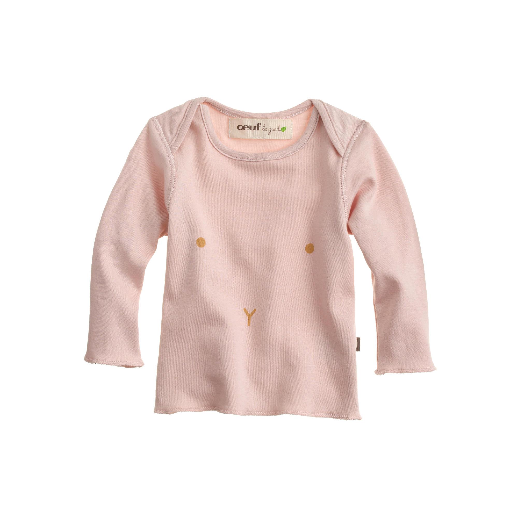 Baby Oeuf long sleeve bunny tee