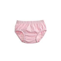 Baby bloomers in ruffle