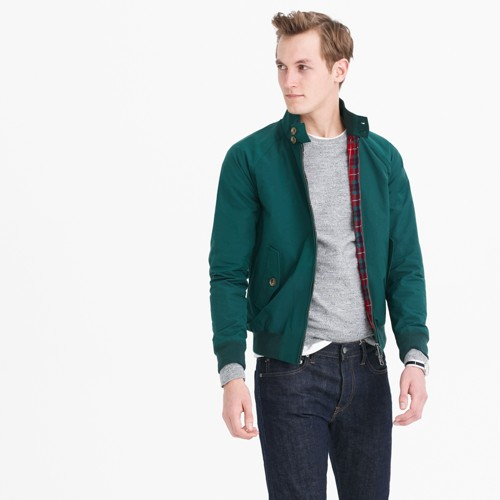 Baracuta Mens G9 Harrington Jacket