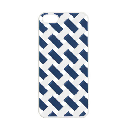 Crosshatch case for iPhone® 5/5S