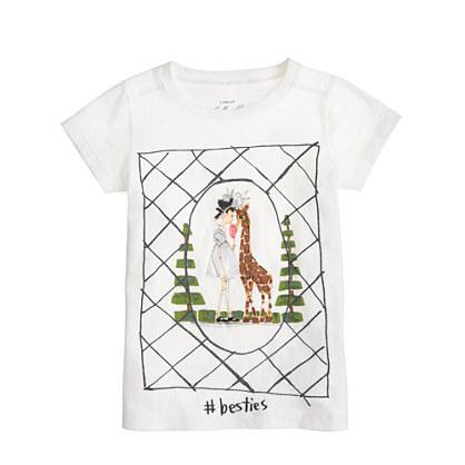 Donald Robertson™ for crewcuts besties T-shirt