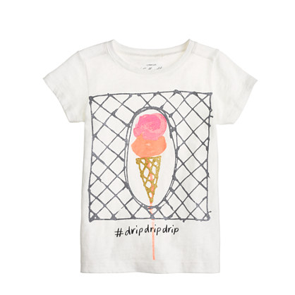 Donald Robertson™ for crewcuts drip T-shirt