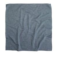 Chambray bandana scarf