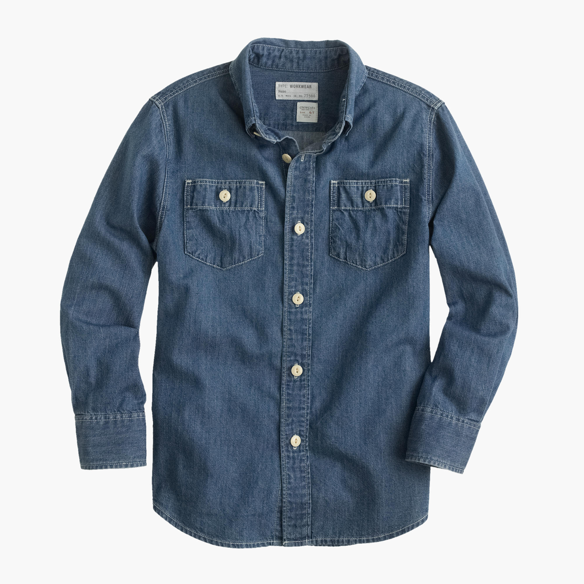 Shop the Boys' Chambray Shirt at piserialajax.cf and see the entire selection of Boys' Shirts. Free Shipping Available.