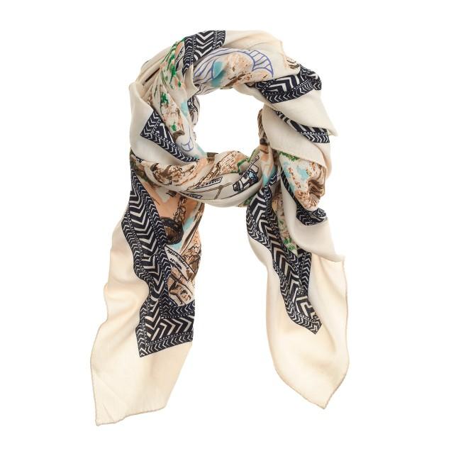 Sicilia scarf