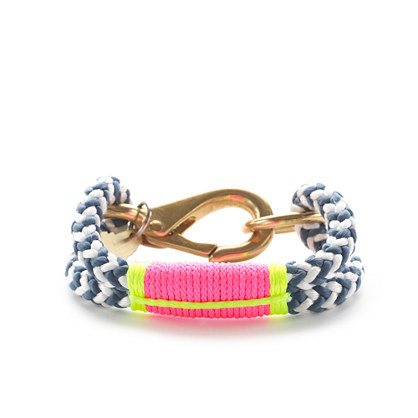 The Ropes™ Cape Elizabeth 7mm rope bracelet