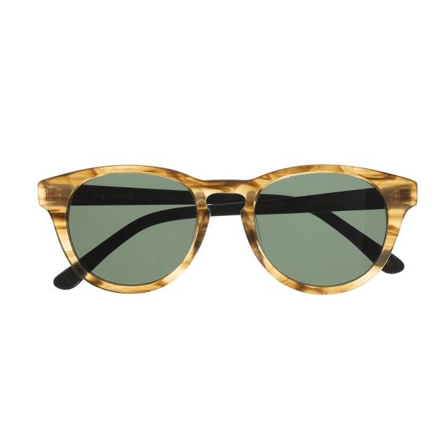 Han Kjøbenhavn™ timeless sunglasses in two-tone