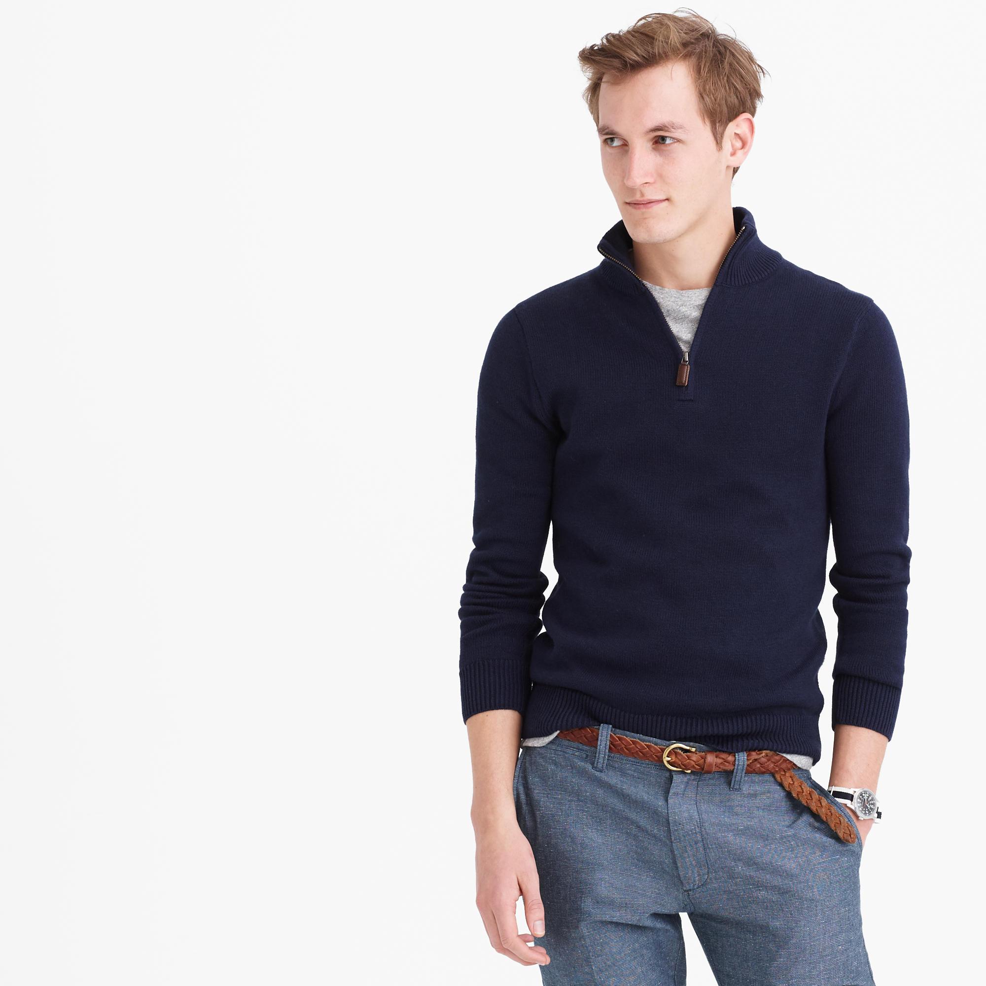Zip Sweaters