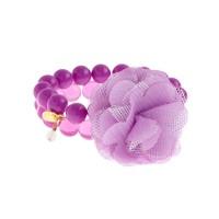 Girls' bead and flower bracelet