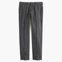 Ludlow suit pant in English Donegal wool