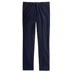 Ludlow suit pant in water-resistant Italian wool