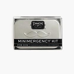 Pinch Provisions® men's minimergency kit