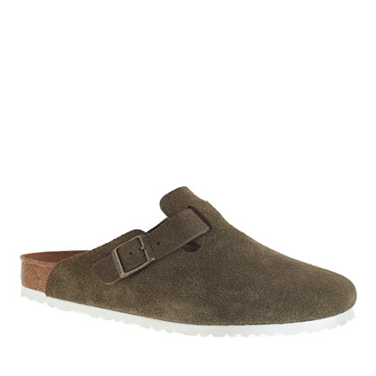 Men's Birkenstock® for J.Crew Boston clogs