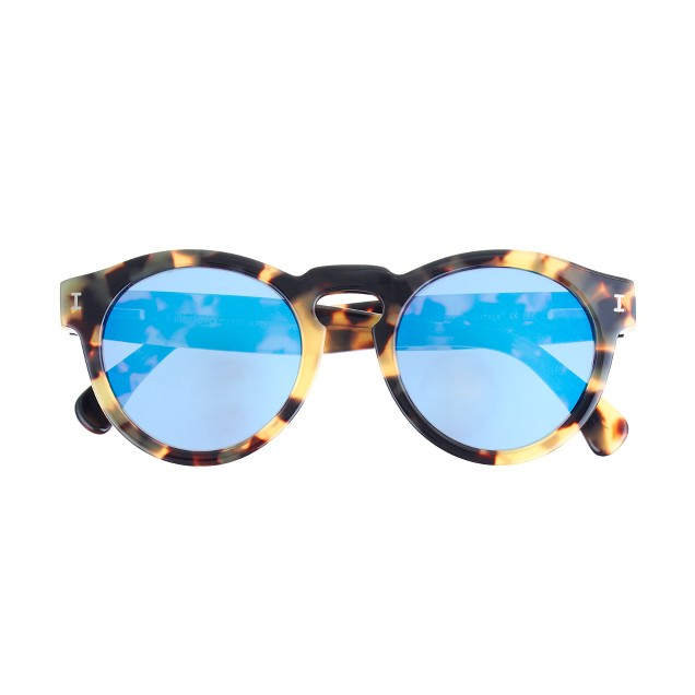 Illesteva™ Leonard mirrored sunglasses