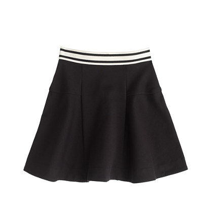 Girls' cheer skirt