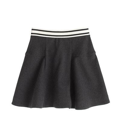 Girls' cheer skirt