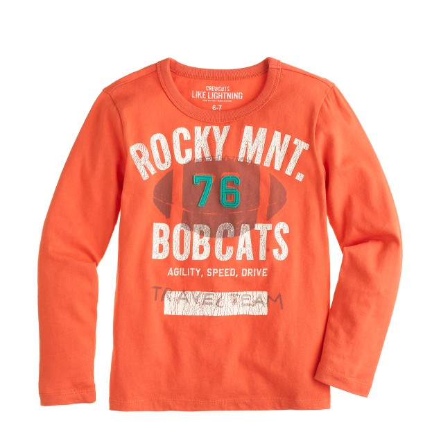 Boys' Rocky Mnt. Bobcats T-shirt