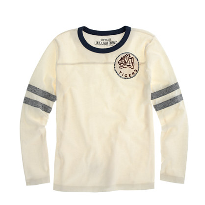 Boys' tigers T-shirt