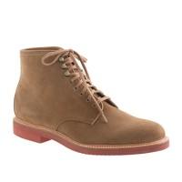 Kenton suede plain-toe boots