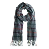 Barbour® tattersall scarf