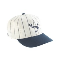 Ebbets Field Flannels® for J.Crew Great Lakes Naval Station ball cap