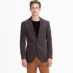Ludlow blazer in corduroy
