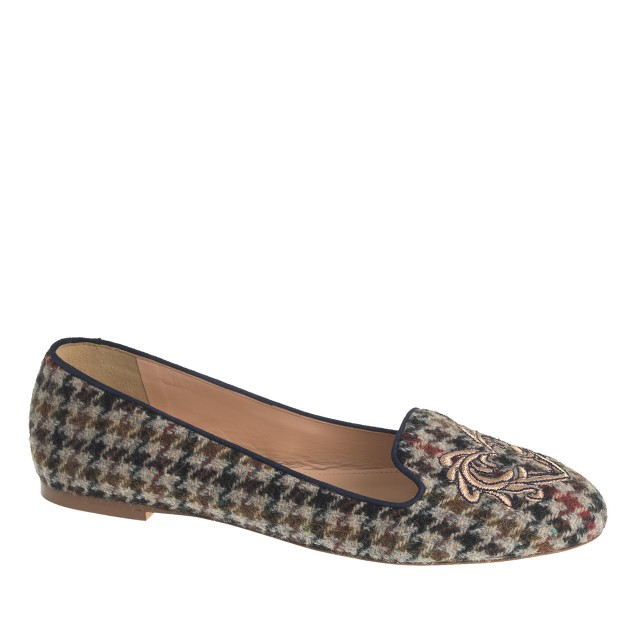 Sophie embroidered loafers
