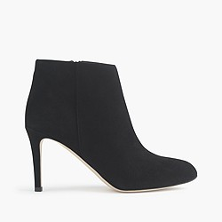 Metropolitan suede ankle boots