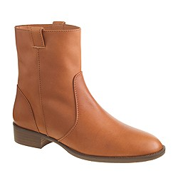 Dix tab ankle boots