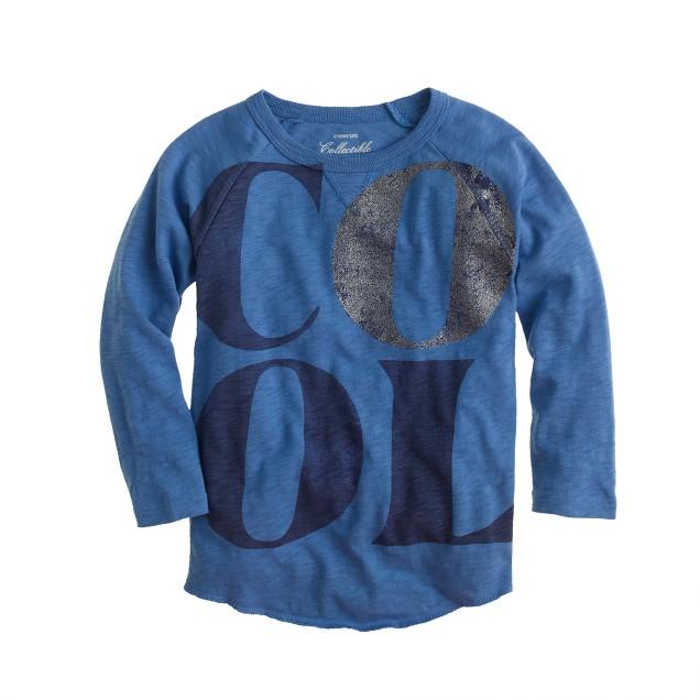Girls' cool T-shirt