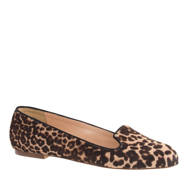 Collection Sophie calf hair loafers