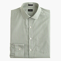 Ludlow Traveler shirt in classic check